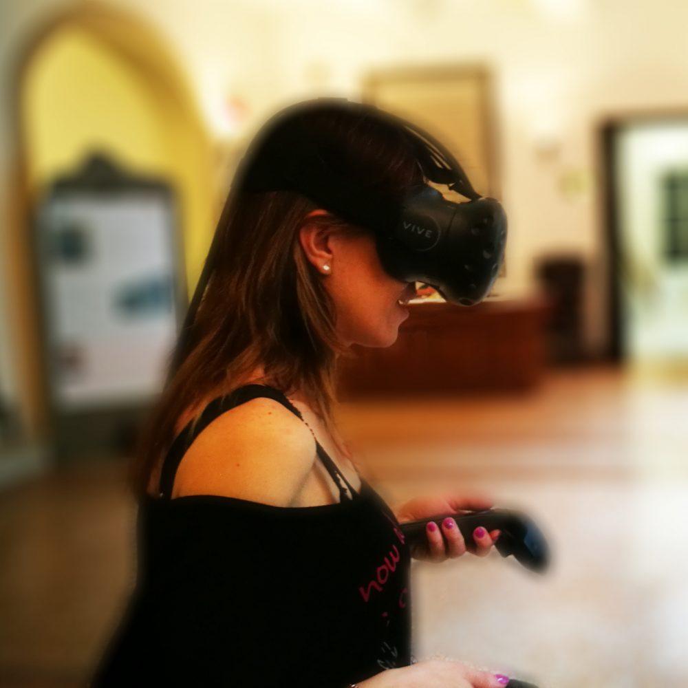 realta virtuale museo capellini bologna