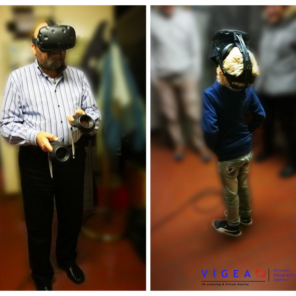 realta virtuale evento reggio emilia