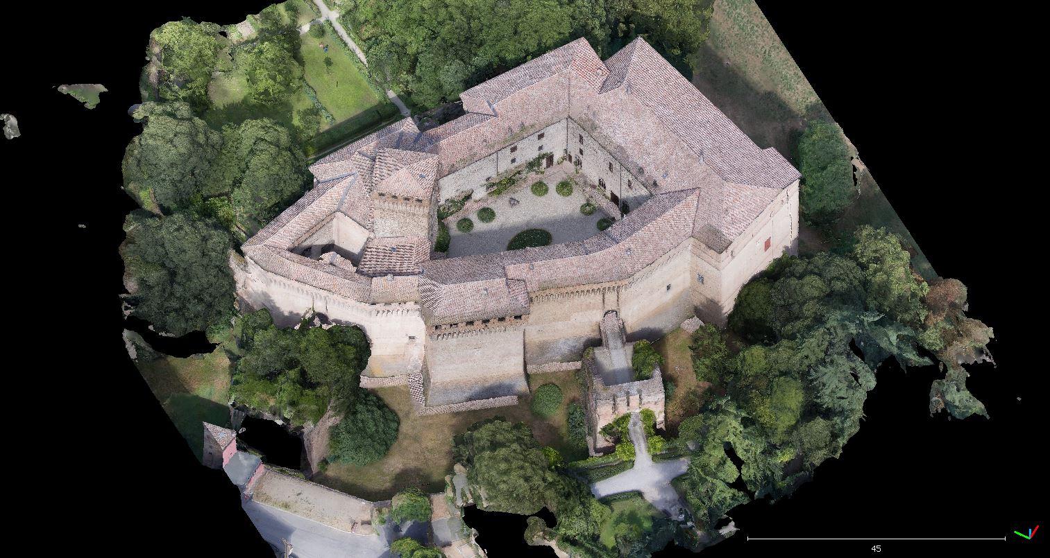 vigea castello montechiarugolo 3d